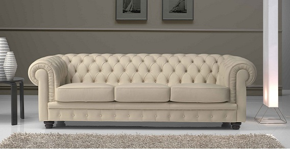 Sofa Design Vendita on line divani in pelle, pelle ecologica e ...