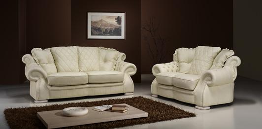 Sofa Design Vendita on line divani in pelle, pelle ecologica e tessuto.